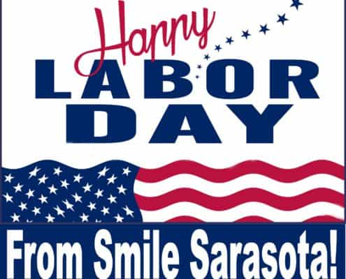 smile sarasota labor day