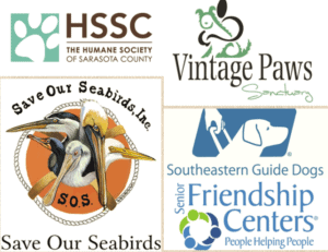 Local charities that Smile Sarasota supports