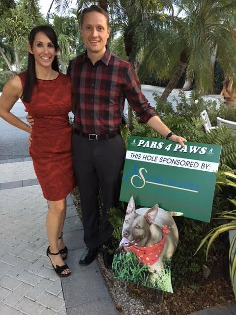 Smile Sarasota sponsored Pars 4 Paws