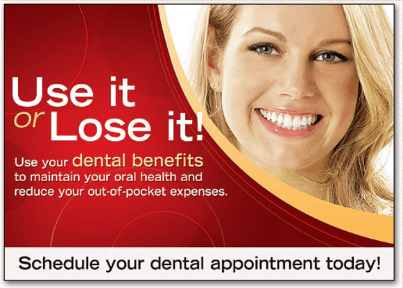 year end dental insurance benefits