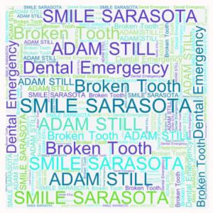 dental emergency broken tooth sarasota